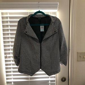 Torrid NWT checkered jacket